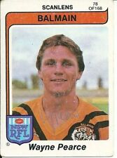 Autograph Balmain Tigers Original NRL & Rugby League Trading Cards