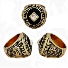 1968 Detroit Tigers World Series Championship Ring Heavy Solid SIZE 10.75