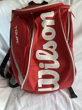 New listing Wilson K Factor Tour Tennis Backpack