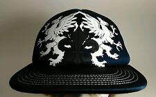 RARE GRIFFINS Navy & White Trucker Hat Baseball Cap