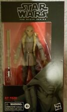 Star Wars Black Series 6-Inch Kit Fisto #112
