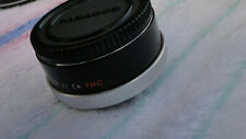 PANAGOR Auto Tele-Converter 2X- CA For Canon