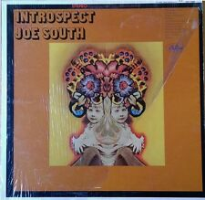 "JOE SOUTH - INTROSPECT - CAPITOL LP (BLACK LABEL)  - ""GAMES PEOPLE PLAY"" - 1968"