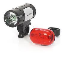 XLC Lichtset Power LED Cupid/Oberon CL-S07 StVZO Fahrrad MTB Trekking Race NEU