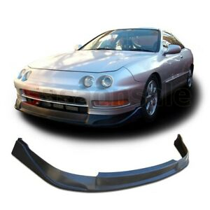 Fit for 1994-1997 ACURA INTEGRA DC2 TC Concept Style Front PU Bumper Add-on Lip