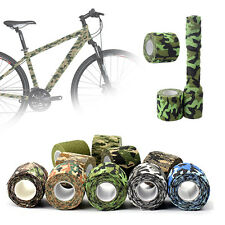 Outdoor Camouflage WRAP RIFLE GUN Hunting Waterproof Camo Stealth Duct Tape