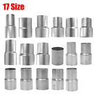 Assortment Exhaust Pipe to Pipe Coupling Connector Adapter Reducer Universal NEW