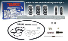 Jeep Dodge 45RFE 5-45RFE 68RFE Transgo Reprogramming Kit 1999-09 45RFE-HD2