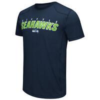Seattle Seahawks G-III NFL Men's Short Sleeve Synthetic Performance Tee-Size XXL