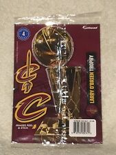 Larry O'Brien Trophy Cleveland Cavaliers Fathead with Tristan Thompson Free Ship