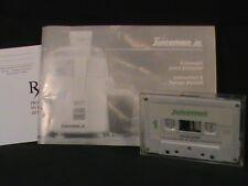 The Juiceman JR (JM-1) Instruction& Recipe Booklet & Tips on Juicing Cassette