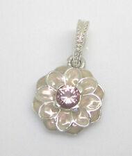 Authentic Pandora #791829NBP Blooming Dahlia Charm
