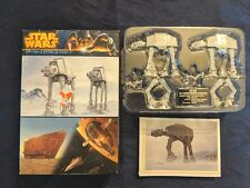 F-toys Star Wars Vehicle Collection 7 #01 AT-AT WALKERS 1/350 Scale Japan NEW