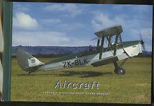 New Zealand   2001   Scott # 1719b   Mint Never Hinged Souvenir Sheet Booklet