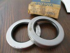 1935 36 37 38 40 41 42 46 47 48 49 50 51 52-54 + PACKARD + Front Wheel Seals NOS