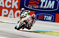 Marco SIMONCELLI SAN CARLO HONDA GRESINI MOTO GP ASSEN 2010 Fotografia