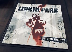Linkin Park Hybrid Theory Vinyl Record   From The 20th Anniversary Deluxe Bundle