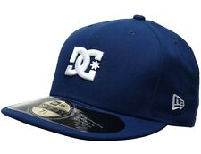 DC Shoes Finally New Era 59Fifty Hat 7 1/2 Blu Empire Sick Lid!__B80