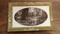 OLD AUSTRALIAN POSTCARD OF HEIDELBERG VICTORIA, THE YARRA RIVER c1900 2