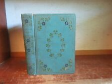 Old TWICE TOLD TALES Book 1890's NATHANIEL HAWTHORNE ANTIQUE VICTORIAN FLORAL ++