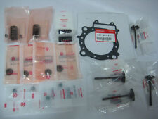 NEW 2004 HONDA CRF250R COMPLETE GENUINE OEM VALVE KIT W/GASKET