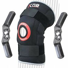 Adjustable Neoprene Hinged Knee Stabilizing Brace Steel Support Medical B106
