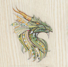 DRAGON HEAT TRANSFER APPLIQUE 3855-AA