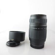Per Minolta AF Tamron 75-300 1:4-5.6 LD obiettivo/Lens (Tested)
