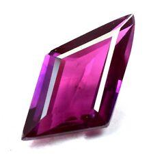 AAA+ 13.30 Ct Natural Pink Pyrope Garnet AGSL Certified Fancy STUNNING Gemstone
