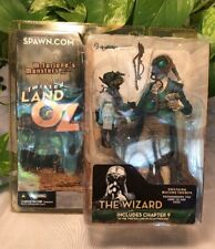 McFarlane Toys The Wizard Action Figure Twisted Land of OZ Series 2