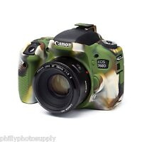 easyCover Armor Protective Skin for Canon EOS Rebel T6s Camo - Free US Shipping