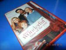 MOST WONDERFUL TIME YR DVD MOVIE SMAS PRESENTS GIFTS KIDS CHRISTMAS UNWANTED NR