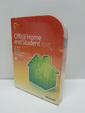 BRAND NEW Microsoft Office Home and Student 2010 Software Word Excel Powerpoint