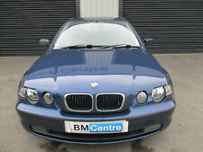 BMW E46 COMPACT 316 2004 BUSINESS CD RADIO GENUINE BREAKING