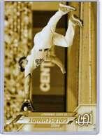 Paul Goldschmidt 2020 Topps Short Print Variations 5x7 Gold #145 /10 Cardinals