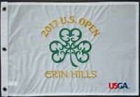 2017 US open EMBROIDERED Golf FLAG Erin Hills Brooks Koepka First Major Win