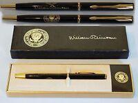 Bill Clinton Presidential Seal White House Bill Signer Parker Pen Authentic