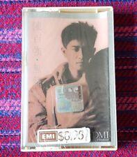 Danny Chan ( 陳百強) ~ 無聲勝有聲 ( Malaysia Press ) Cassette