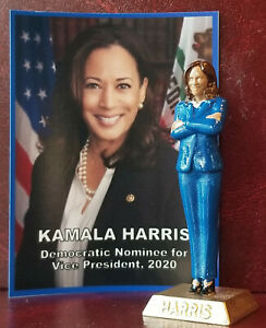 KAMALA HARRIS FIGURINE - ADD TO YOUR MARX COLLECTION