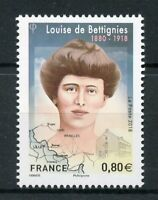 France 2018 MNH WWI WW1 Louise de Bettignies 1v Set Military War Stamps