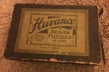 Vintage Huvanco Wooden Puzzle Called A Call To Arms About 300 Pieces