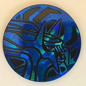 Pokemon TCG Coin Dialga (Blue)