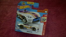 Hot Wheels - UK Treasure Hunt - #--- RRRoadster - White, Blue, Yellow & Pink