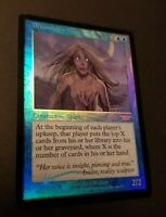 1x FOIL Dreamborn Muse, HP, Legions, Mill Tribal EDH Commander Casual Blue Decks