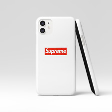 Supreme iPhone Case | Supreme Phone Case | Hard Case iPhone Pro Plus 11 10 X 8 7