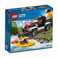 60240 LEGO CITY Kayak Adventure 84 Pieces Age 5+ New Release for 2019!