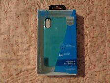 GENUINE AUTHENTIC SPECK CANDYSHELL  CASE for iPhone X Teal/Blue