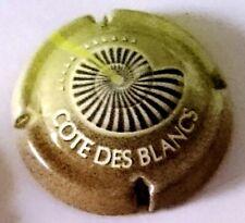 Capsule de champagne Cote des Blancs