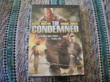 The Condemned CD Full Screen Rated R 2007 Stone Cold Steve Austin