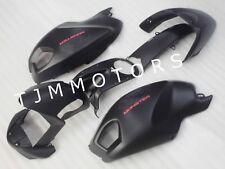 For Ducati Monster 696 796 1100 ABS Injection Mold Bodywork Fairing Matte Black